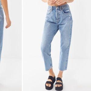 AGOLDE Parker Easy Straight Leg Jean